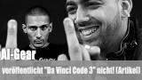"""Al-Gear: veröffentlicht """"Da Vinci Code 3"""" nicht! (Artikel)"""