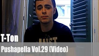 Pushapella Vol. 29: mit T-Ton (Video)