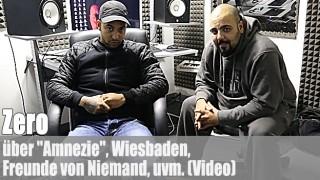 """Zero: über """"Amnezie"""" (Video)"""