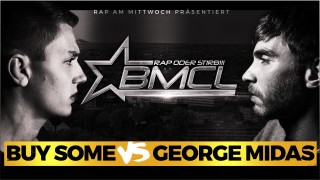 BMCL Battle: Buy Some vs. George Midas (Video)