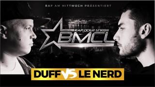 BMCL Battle: Duff vs. Le Nerd (Video)