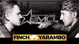 BMCL Battle: Finch Asozial vs. Yarambo (Video)