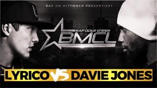 BMCL Battle: Lyrico vs. Davie Jones (Video)