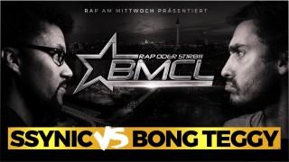 BMCL Battle: SSYNIC vs. Bong Teggy – Das Rematch (Video)