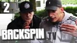 Bonez MC und Gzuz über 187, Bushido, Olexesh, Haze, uvm. (Interview Part 2/4)   BACKSPIN TV #BBDF