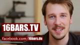 """Interview: Alligatoah über """"Triebwerke"""" & Malstunde (16BARS.TV)"""